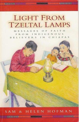 Light from Tzeltal Lamps book cover
