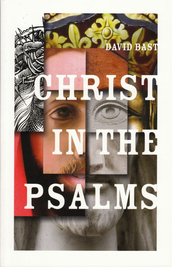 Christ in the Psalms book cover