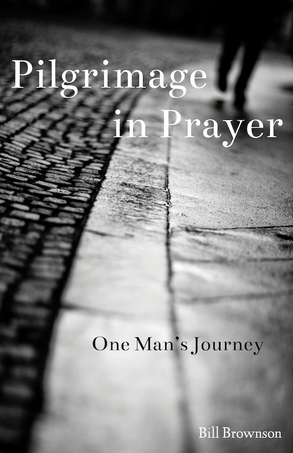Pilgrimage in Prayer book cover