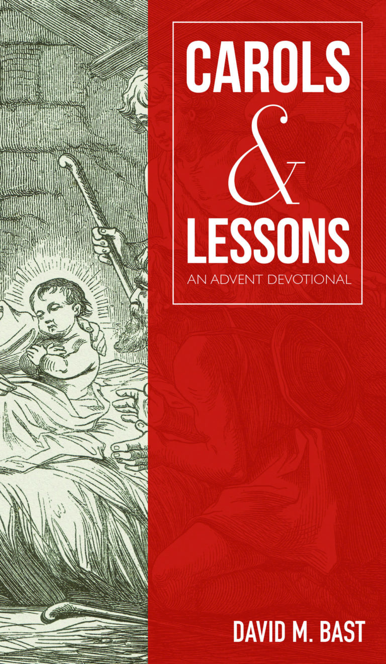 Carols and Lessons Book Cover