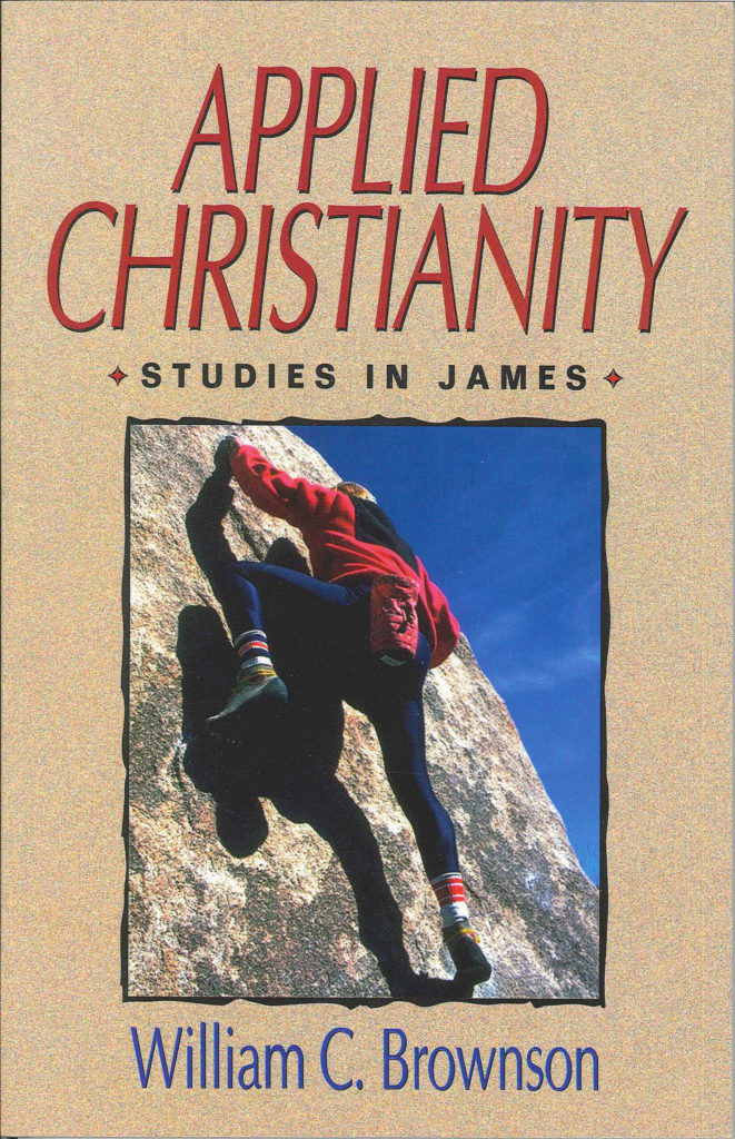 Applied Christianity book cover