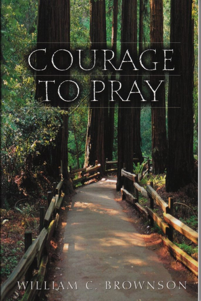 Courage to Pray book cover