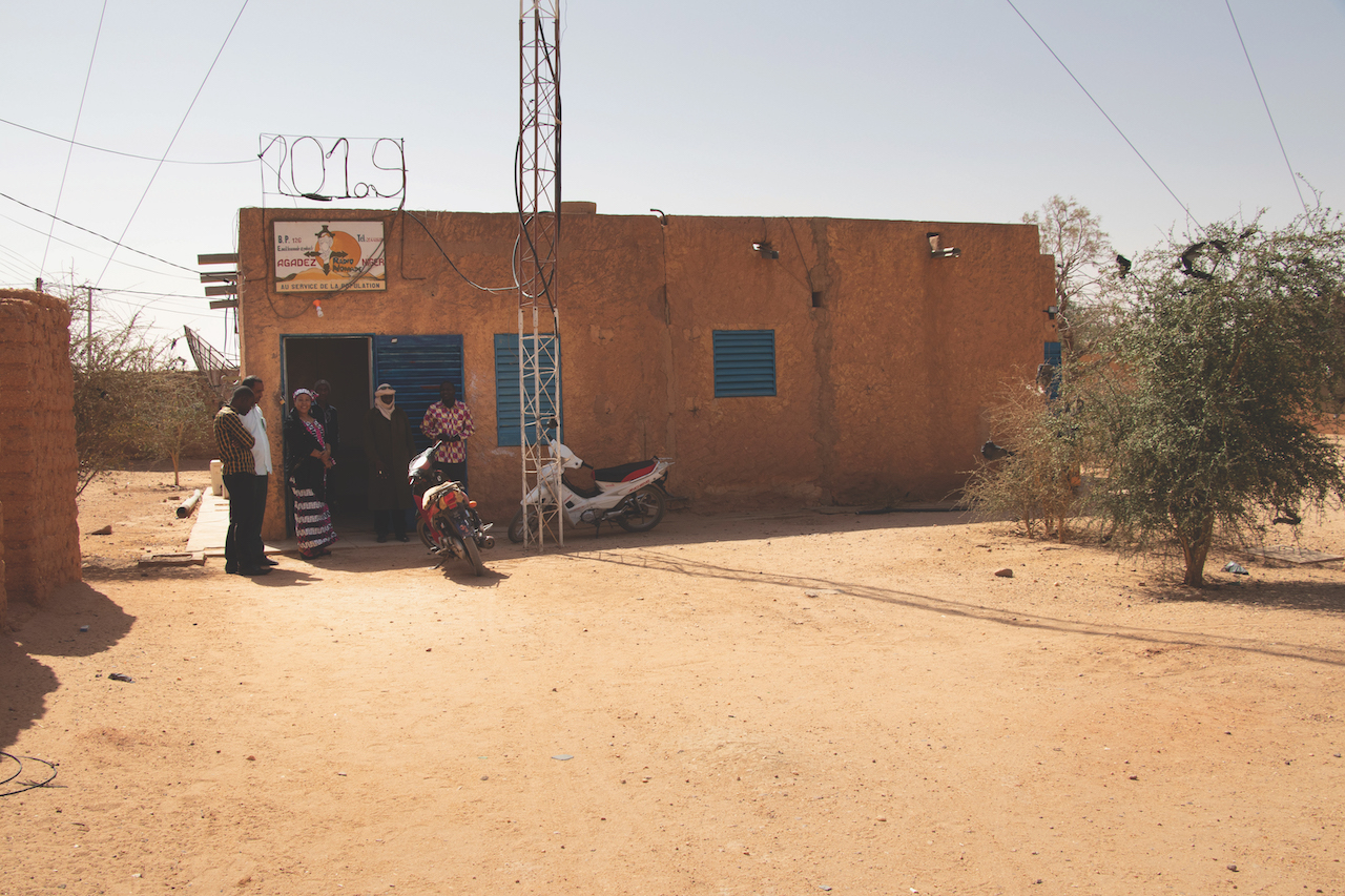 The Challenge of Ministry in Niger